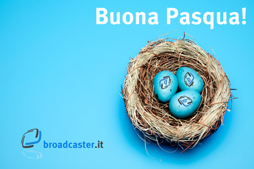 BROADCASTER.IT! TEMPESTIVO, EFFICACE, CONVENIENTE!